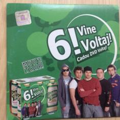 Voltaj 6 vine voltaj dvd video promo cat music 2007 muzica house pop rock - Muzica Pop