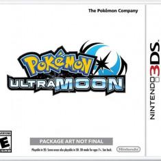 Pokemon Ultra Moon Nintendo 3Ds - Jocuri Nintendo 3DS
