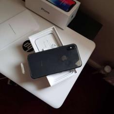 Iphone X (10) 256 GB - Telefon iPhone Apple, Negru