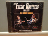 THE EVERLY BROTHERS - REUNION (1985/PHONOGRAM/GERMANY) - CD/ORIGINAL/NOU/SIGILAT