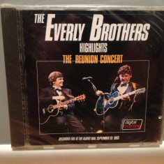 THE EVERLY BROTHERS - REUNION (1985/PHONOGRAM/GERMANY) - CD/ORIGINAL/NOU/SIGILAT - Muzica Rock Phonogram rec
