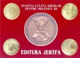 CP Z937 -STAFETA CULTUL EROILOR PENTRU MILENIUL III -EDITURA JERTFA -NECIRCULATA