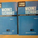 Machines electriques, Tome I, II de Kostenko M., Piotrovski L. - Carti Electrotehnica