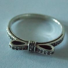 Inel argint Pandora autentic 190906CZ, 57 - 67