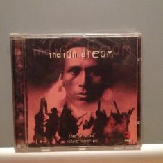 INDIAN DREAM - THE SPIRIT OF NATIVE (1998/WARNER/UK) - CD/ORIGINAL/NOU/SIGILAT