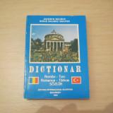 DICTIONAR ROMAN-TURC AGIEMIN BAUBEC