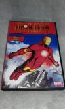 Iron Man Armored Adventures - Colectie 8 DVD-uri Desene Animate Dublate Romana