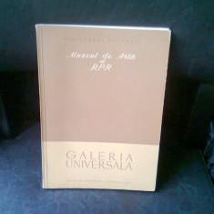 GALERIA UNIVERSALA. CATALOG