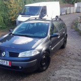 Renault Megane 2, An Fabricatie: 2005, Motorina/Diesel, 287000 km, 1900 cmc