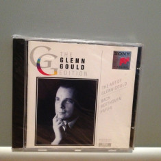 GLENN GOULD - BACH/BEETHOVEN/HAYDN (1992/SONY/HOLLAND) - CD/ORIGINAL/NOU/SIGILAT - Muzica Clasica sony music