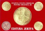 CP Z936 -STAFETA CULTUL EROILOR PENTRU MILENIUL III -EDITURA JERTFA -NECIRCULATA