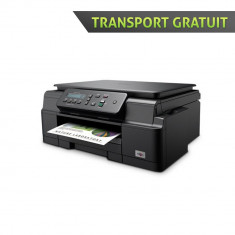 Brother DCP-J100 echipata cu cartuse reincarcabile - Imprimanta inkjet