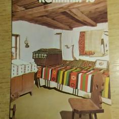 CCO 1976 - CALENDAR DE COLECTIE - TEMATICA TURISM - ANUL 1976 - Calendar colectie