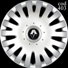 Capace roti 16 Renault - Livrare cu Verificare Colet, R 16