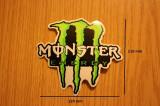 Sticker MONSTER ENERGY