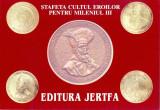 CP Z948 -STAFETA CULTUL EROILOR PENTRU MILENIUL III -EDITURA JERTFA -NECIRCULATA