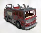 Merryweather Marquis Fire Tender, Dinky, 1:43