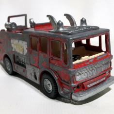 Merryweather Marquis Fire Tender, Dinky - Macheta auto, 1:43