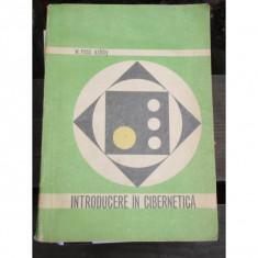INTRODUCERE IN CIBERNETICA - W. ROSS ASHBY - Carte Cibernetica