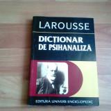 DICTIONAR DE PSIHANALIZA-LAROUSSE