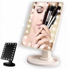 Large Led Mirror - Oglinda Make-up cu Lumina Led