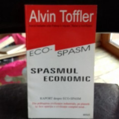 SPASMUL ECONOMIC - ALVIN TOFFLER