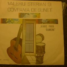 Disc vinyl -  Valeriu Sterian și Compania de Sunet – Nimic Fără Oameni, VINIL