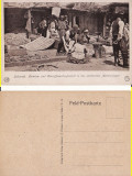 Bucuresti - tipuri-Vanzatori ambulanti- rara, Necirculata, Printata