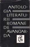 SASA PANA - ANTOLOGIA LITERATURII ROMANE DE AVANGARDA, Sasa Pana