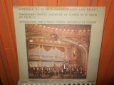 ORCHESTRA DE CAMERA BUCURESTI - DIRIJOR ION VOICU   DISC VINIL LP