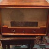Aparat Radio Pionier an 1955