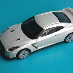Macheta auto - Bburago - NISSAN GT-R 2009, 1:43