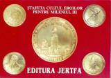 CP Z947 -STAFETA CULTUL EROILOR PENTRU MILENIUL III -EDITURA JERTFA -NECIRCULATA
