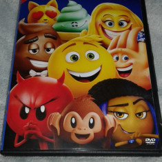 Emoji Filmul: Aventura zambaretilor / The Emoji Movie - DVD dublat limba romana