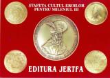 CP Z938 -STAFETA CULTUL EROILOR PENTRU MILENIUL III -EDITURA JERTFA -NECIRCULATA