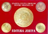 CP Z939 -STAFETA CULTUL EROILOR PENTRU MILENIUL III -EDITURA JERTFA -NECIRCULATA