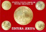 CP Z942 -STAFETA CULTUL EROILOR PENTRU MILENIUL III -EDITURA JERTFA -NECIRCULATA