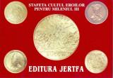 CP Z940 -STAFETA CULTUL EROILOR PENTRU MILENIUL III -EDITURA JERTFA -NECIRCULATA