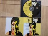 The fast 90 s vol 2 compilatie cd disc hituri muzica pop rock rap hip hop vest
