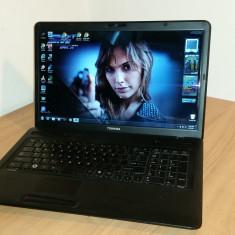 Laptop TOSHIBA L670 i7 2620M 4/8GB display 17 Nvidia 1GB 640GB GAMING, Intel Core i7, 500 GB, Windows 7