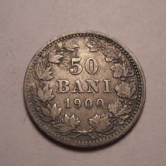 50 bani 1900 Frumoasa - Moneda Romania