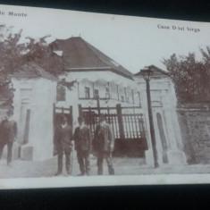 Valeni de Munte - casa d-lui Iorga - Carte Postala Muntenia 1904-1918, Necirculata, Fotografie