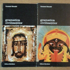 Gramatica civilizatiilor vol I-II - Carte Istoria artei