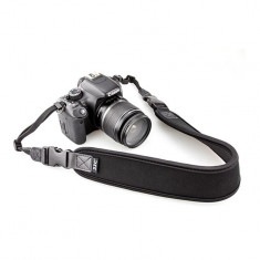 JJC NSQ1 Curea de umar ergonomica quick-release pentru DSLR si mirrorless - Geanta Aparat Foto