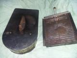 GRATAR DE BUCATARIE CU Apa Metal,Produs fabrica,ORIGINAL,GRATAR FRIPTURI ARAGAZ