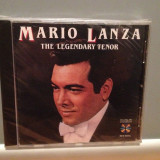 MARIO LANZA - THE LEGENDARY TENOR (1987/BMG/GERMANY) - CD/ORIGINAL/NOU/SIGILAT