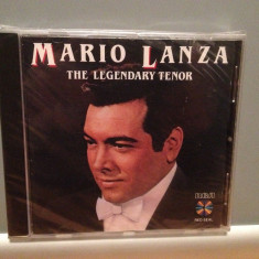 MARIO LANZA - THE LEGENDARY TENOR (1987/BMG/GERMANY) - CD/ORIGINAL/NOU/SIGILAT - Muzica Opera BMG rec