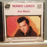 MARIO LANZA - AVE MARIA (1993/ZYX Rec/GERMANY) - CD/ORIGINAL/NOU/SIGILAT