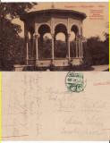 Sibiu, Hermannstadt- Parcul de sub arini,  rara, Circulata, Printata