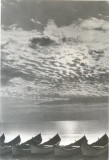 CP Z873 -EFORIE -ZORI DE ZI LA MARE- RPR  -CIRCULATA 1957
